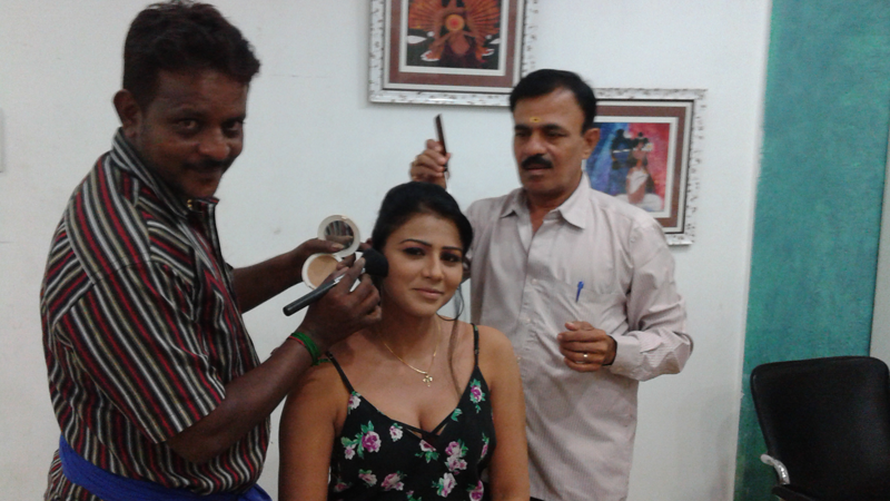Movies Makeup Artist in Chennai